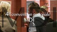 Convention Nationale MDI 2014